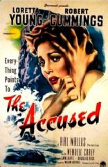 The Accused 1949 DVD - Loretta Young / Robert Cummings
